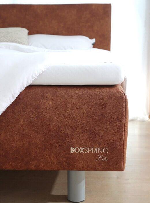 Postelja BoxSpring Lite - različne višine