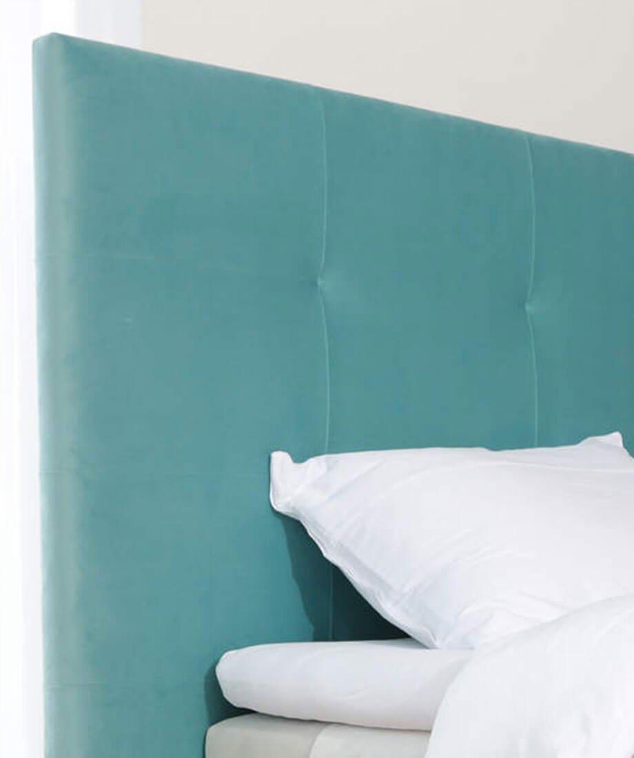 Boxspring postelje – Lux modeli. Brezplačna montaža v Maremico spalni center.