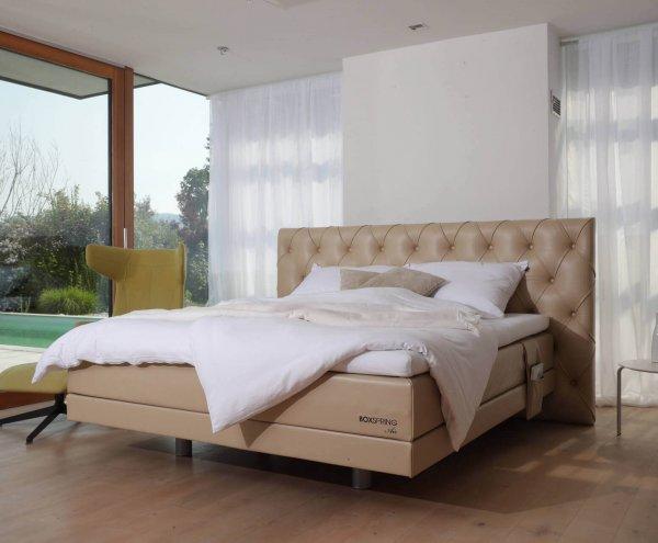 BoxSpring Lux. Najnovejši trend postelj.