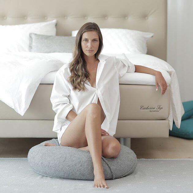 Boxspring postelje Air - najboljše boxspring postelje v Maremico spalni center. Za lepše sanje.