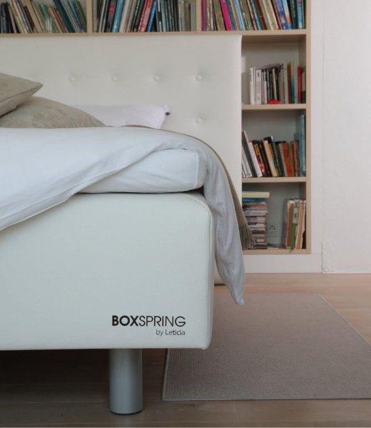 postelja BoxSpring-One-visoka postelja-spalni center maremico 2